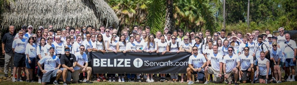 Youth Group Mission Trip to Belize with International Servants